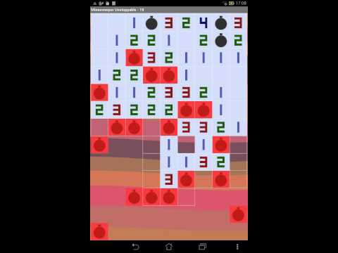Video of Minesweeper Unstoppable