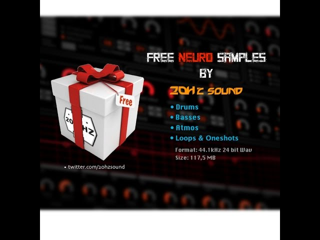 [FREE] Neurofunk Sample pack by 20Hz_Sound
