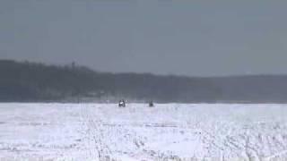 7. Yamaha Attak vs. Ski-doo Rev 800