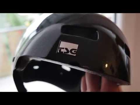 TSG Skate Helm Evolution Special - Review & Test
