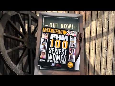 FHM 100 Sexiest 2012