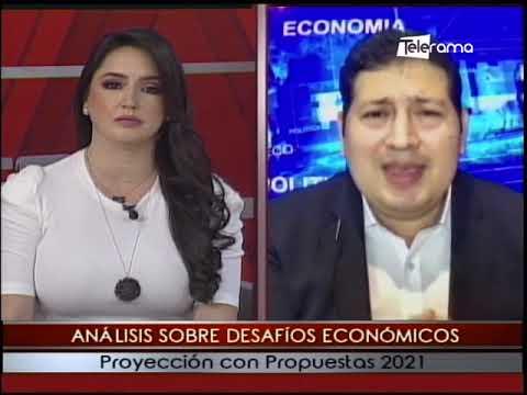 Análisis sobre desafíos económicos proyección con propuestas 2021