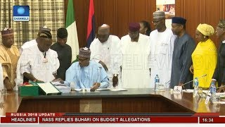 2018 Budget: You Are Locking The Whole Country, Prof Ken Reacts To NASS Cuts, Additions  The Gavel 