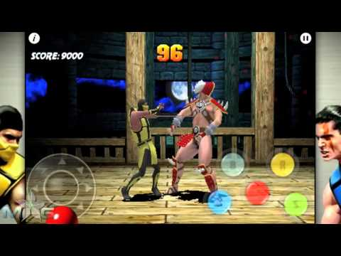 ultimate mortal kombat 3 ios download