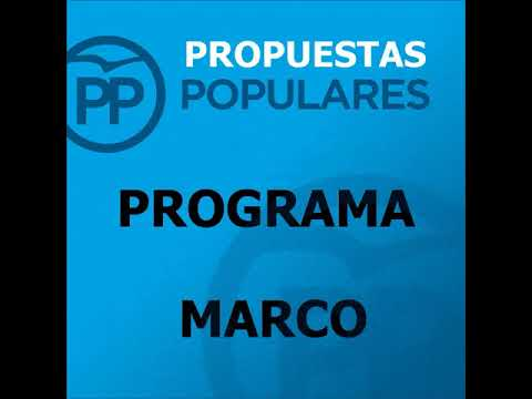 PROPUESTAS PROGRAMA ELECCIONES 2019