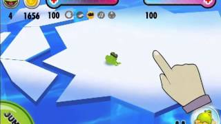Frog on Ice Full YouTube video
