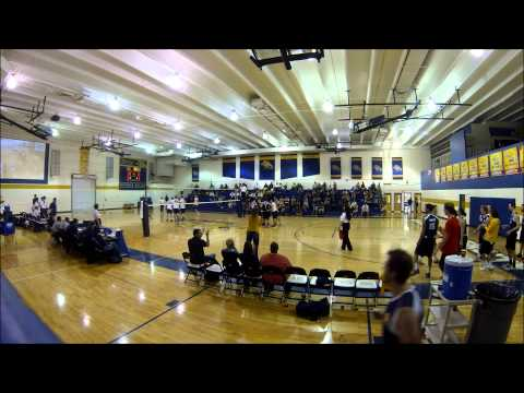 Warner University Men's Volleyball Top 10 Plays of 2013