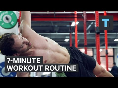 The 7-Minute Workout is Very Effective