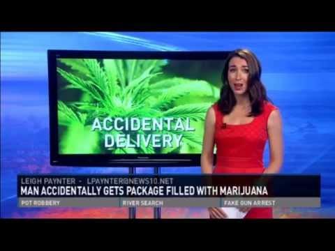 Man Accidentally Receives 11lbs. of Marijuana