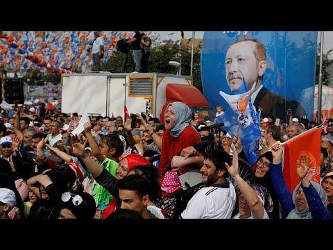 Schafft Erdogan die 50%? Herausforderer Ince will TV- ...