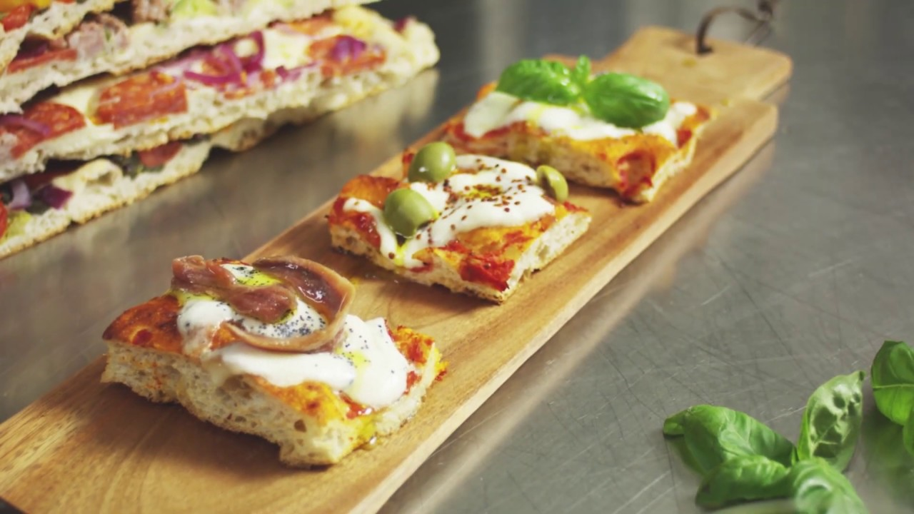 What shall we prepare today with MultiFresh? Pizza
