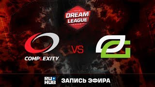 compLexity vs Optic, DreamLeague Season 8, game 3 [Mila]