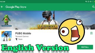 Video PUBG MOBILE ( ENGLISH VERSION ) - ANDROID GAMEPLAY - GOOGLE PLAY MP3, 3GP, MP4, WEBM, AVI, FLV April 2018