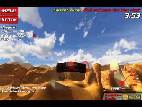 Video of Crash Drive 3D - Offroad race