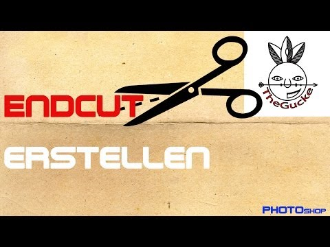 Photoshop Tutorial – Endcut erstellen
