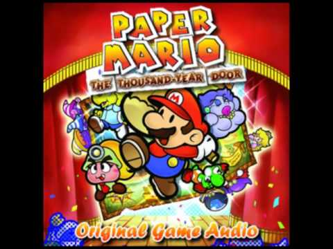 Paper Mario TTYD OST - A New Character Joins the Party!