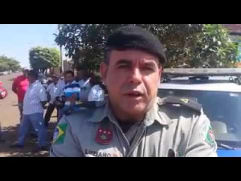 JATAÍ | Perseguição policial termina em grave acidente
