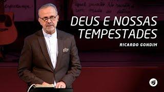 Neste vídeo Ricardo Gondim fala sobre Deus e nossas tempestades.Este vídeo foi gravado no dia 23/07/2017, na Betesda do Jardim Marajoara no horário da manhã.