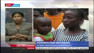 Leo Mashinani na Mashirima Kapombe, Octoba 25 2016