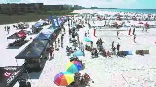 Siesta Fiesta on Siesta Beach