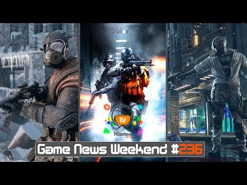 Игровые Новости — Game News Weekend #232 | (Battlefield 5, Assassin's Creed Dynasty, RDR 2, FC 5)