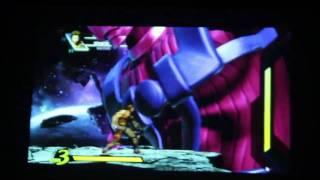 Galactus playable