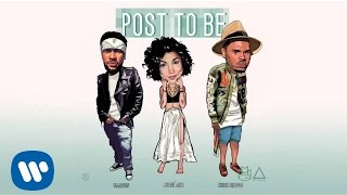 Omarion Ft. Chris Brown & Jhene Aiko - Post To Be (Official Audio) - YouTube