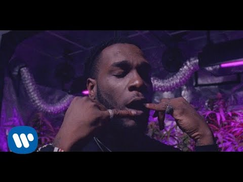 Burna Boy feat. Lily Allen - Heaven's Gate
