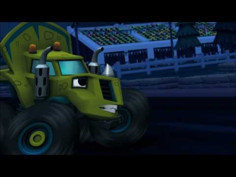 Blaze and the Monster Machines -