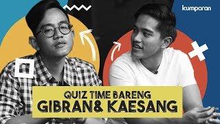 Video Quiz Time Bareng Gibran & Kaesang | Sehari Bersama Anak Presiden MP3, 3GP, MP4, WEBM, AVI, FLV November 2017