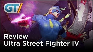 7. Ultra Street Fighter 4 Review