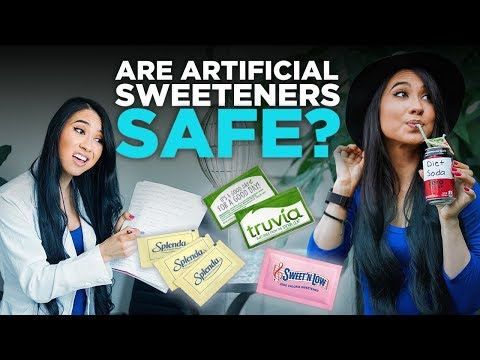 The Science Behind Artificial Sweeteners   Are They Safe? Are They Making Us Fat?
