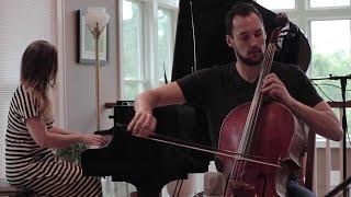 Sia - Chandelier (Piano/Cello Cover) - Brooklyn Duo