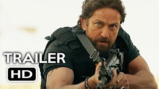 Video Den of Thieves Official Trailer #1 (2018) 50 Cent, Gerard Butler Action Movie HD MP3, 3GP, MP4, WEBM, AVI, FLV April 2018
