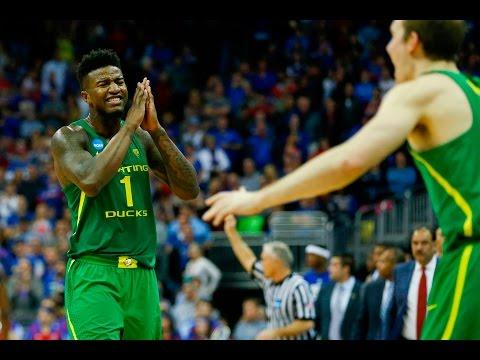 Oregon vs. Kansas: Game Highlights (видео)