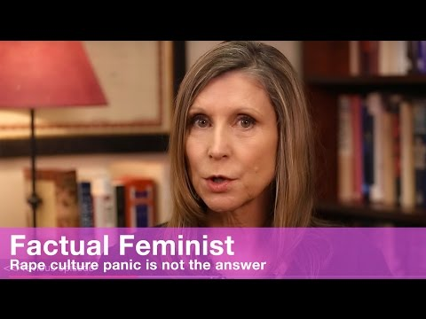 Rape culture panic is not the answer | FACTUAL FEMINIST