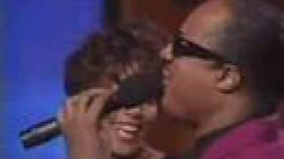 Stevie Wonder - Superstition with Whitney Houston