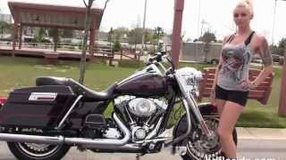 10. Used 2011 Harley Davidson FLHR Road King Motorcycles for sale in TN