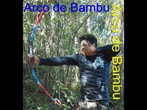 Arco de Bambu Elaborado!!!!!!(fácil de fazer)