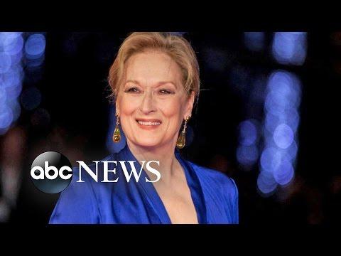 Trump: Meryl Streep 'Over-Rated' After Golden Globes Speech (видео)