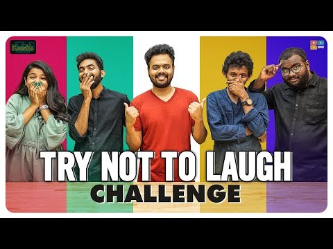 Try Not To Laugh Challenge ft. Team Wirally || Kaasko || Tamada Media