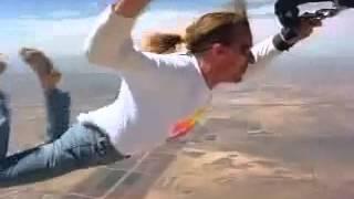 Greg Gasson - No parachute jump