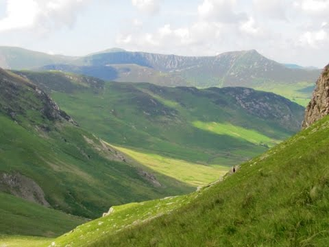 High Spy via Tongue Gill from Borrowdale Gates round | cumbria  Walks