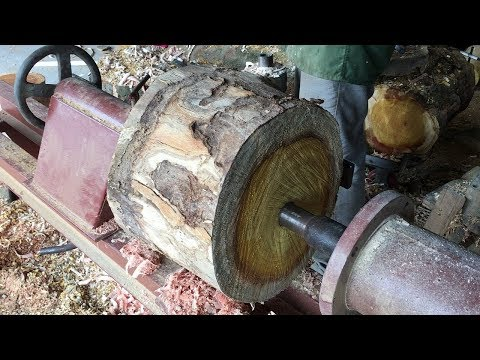 Amazing Skills Work With Wood Lathes // Extremely High Technical Woodturning and Woodworking