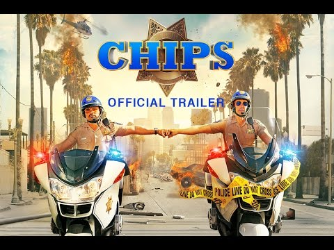 CHIPs Official Trailer