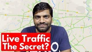 Namaskaar Dosto, is video mein maine aapko bataya hai ki Google Maps ka Live Traffic ka System kaise kaam karta hai, aapne bahut bar Navigation ke time pe ...