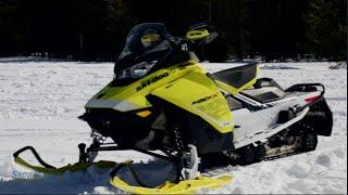 10. 2017 Ski-Doo MXZ X 850 Review
