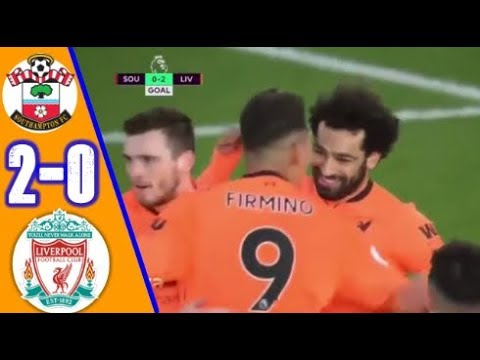 Southampton vs Liverpool 0-2   All Goals & Extended Highlights 11-02-2018 HD