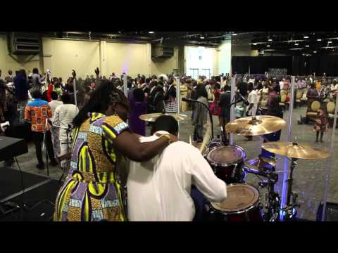 Church of Pentecost 2016 Easter Convention Praises led by Willie and Mike Praises