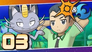 Pokémon Sun and Moon - Episode 3   Trainer's School Challenge! by Munching Orange
